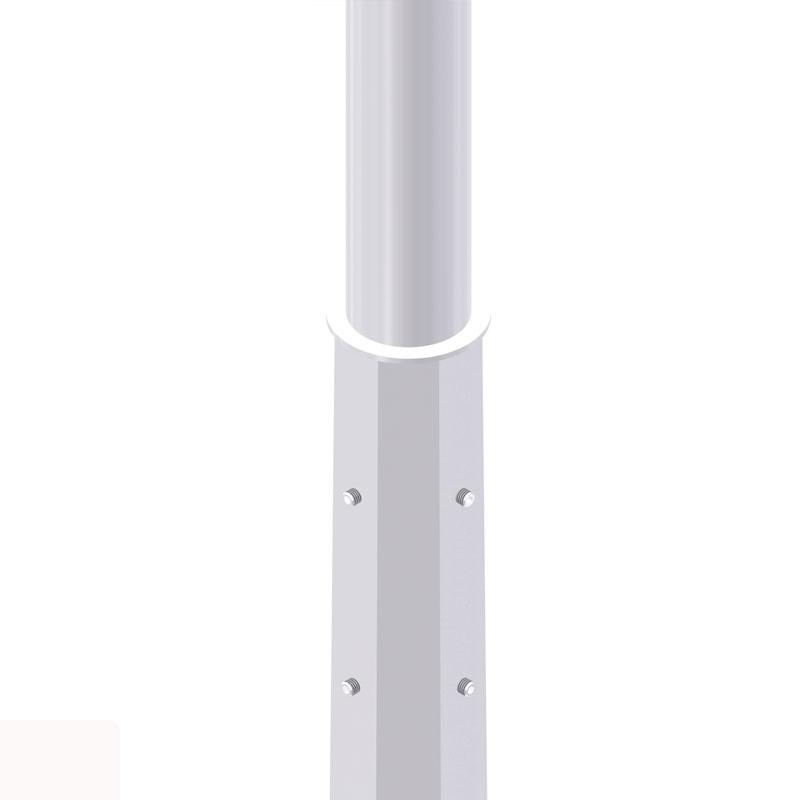 Iluminación exterior con Báculo-Troncocónico-Fontant-17