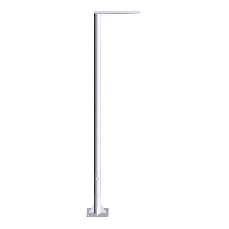 Iluminación pública y alumbrado exterior con Columna Cilíndrica PRIM BCN