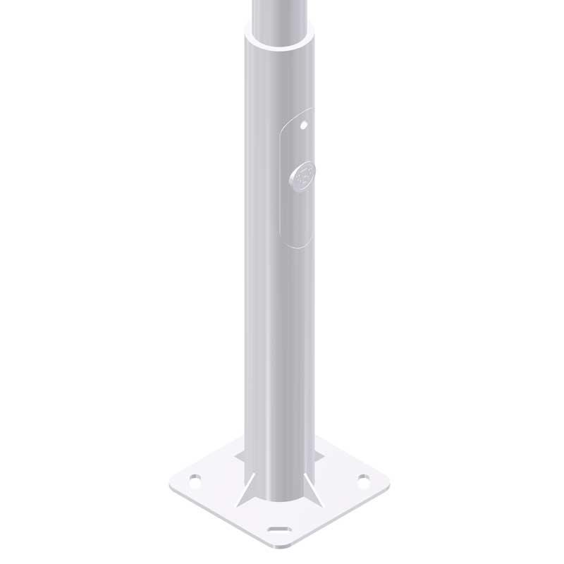 iluminación exterior con Columna-Bicilíndrica-Mixto BCL