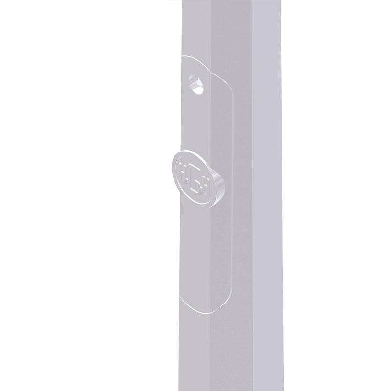 Iluminación exterior y alumbrado con Columna-Octogonal-NC-OC-Feria