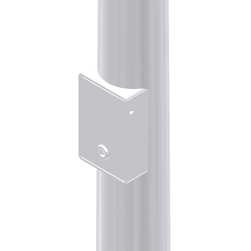 Soporte iluminación exterior Columna-troncocónica-AM-10-de-alumbrado-público