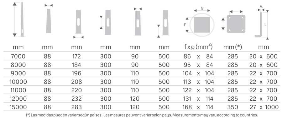 alumbrado-público-e-iluminación-exterior con Columna-Abatible-troncocónica
