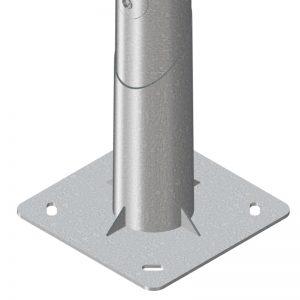 Columna de diseño APM-GR de iluminación pública y alumbrado exterior de iluminación pública y alumbrado exterior