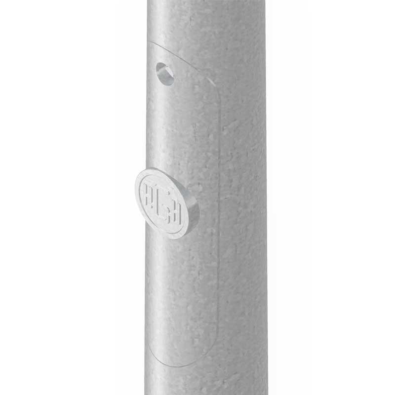 Columna-de diseño Cervino  de ilumiación exterior y alumbrado público