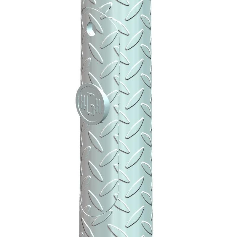 Columna de diseño Alhambra de iluminación exterior y alumbrado público