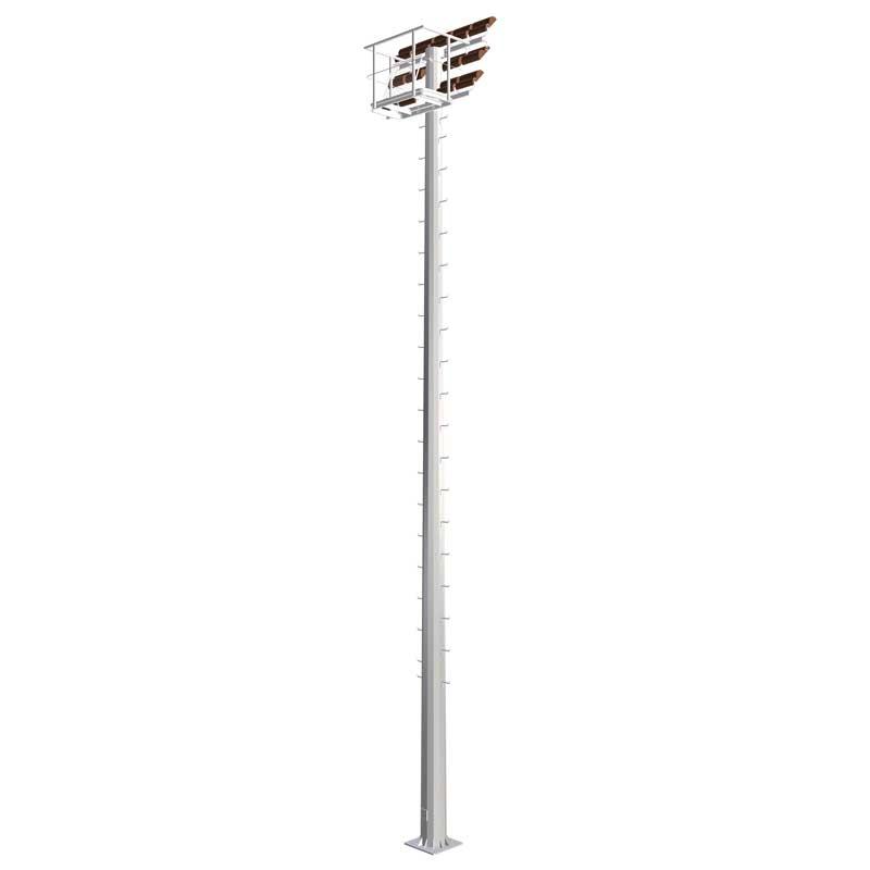 Columna de Gran Altura CA14-para-alumbrado-público-e-iluminación-exterior