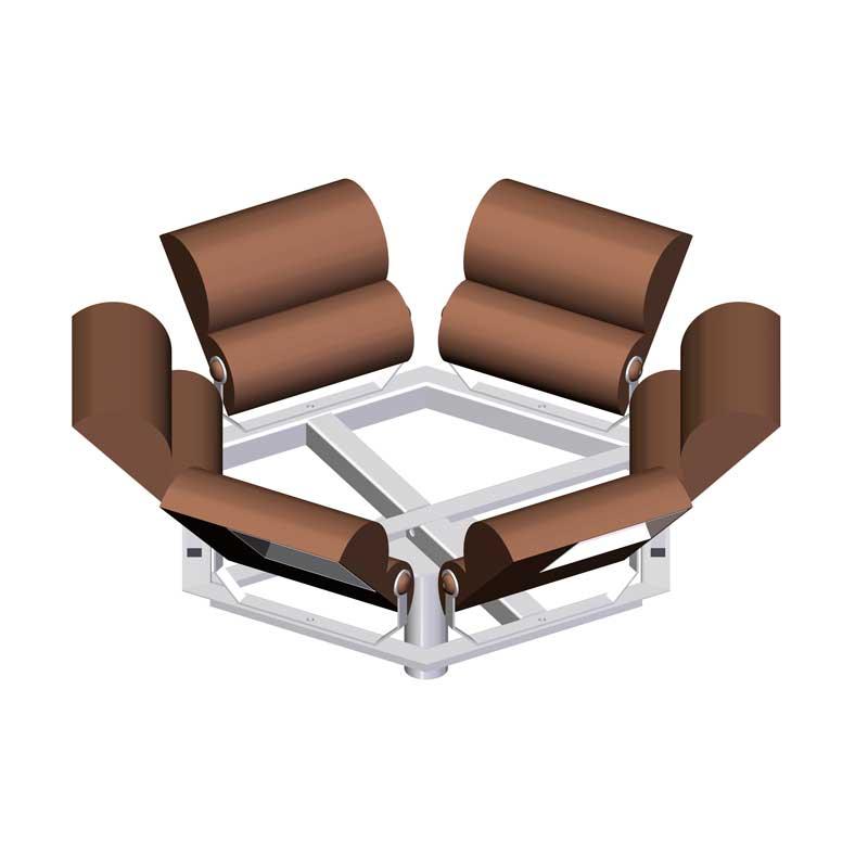 Corona-hexagonal-6p-de-alumbrado-público